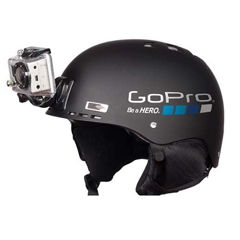 helmet gopro gopro helmet front mount