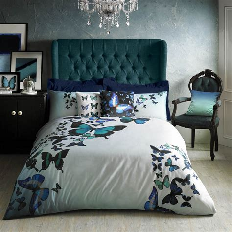 Duvet Cover Set King Ted Baker Butterfly Collective Duvet Cover By Palmers