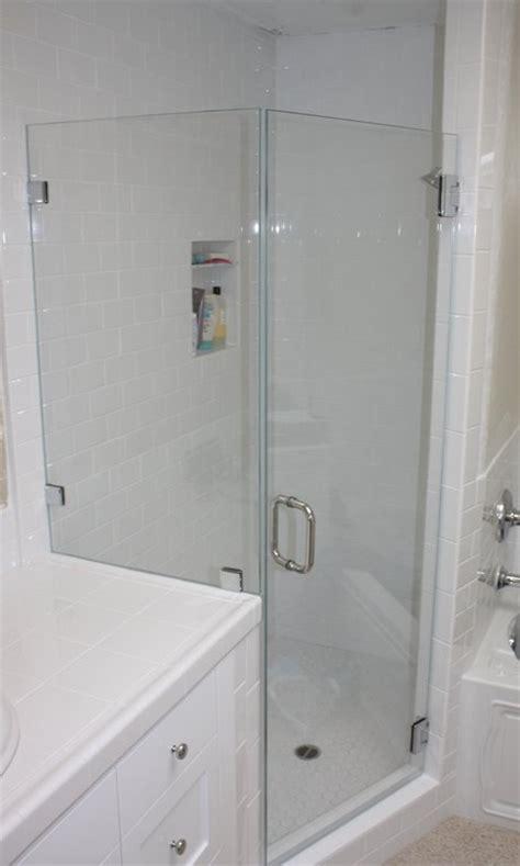 All Glass Shower Doors by Frameless Glass Shower Doors