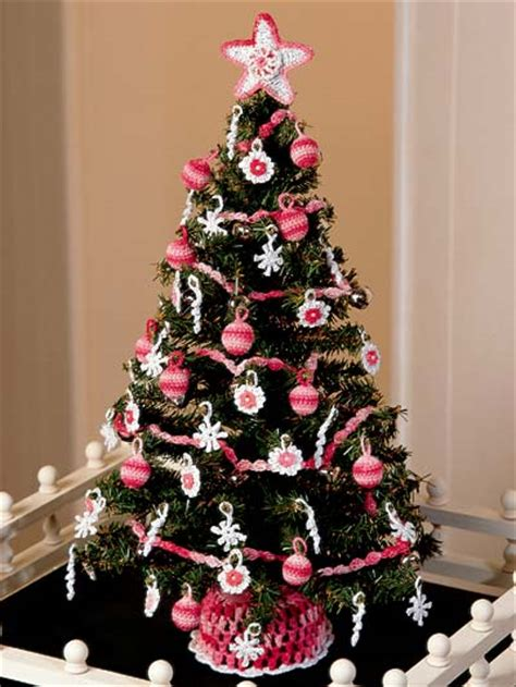 images of victorian christmas trees crochet for the home seasonal crochet victorian