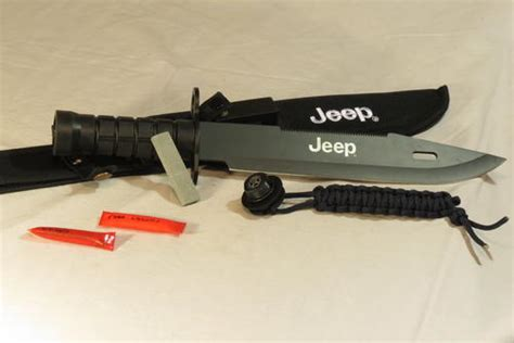 jeep survival knife jeep survival knives