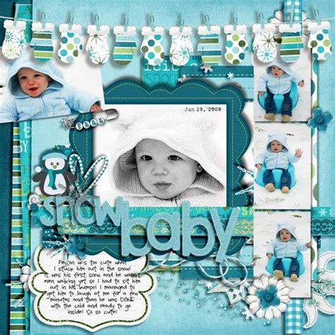 Snow Layout by Pin By Kelley Petrie On Artsy Fartsy Scrapbook Sketches