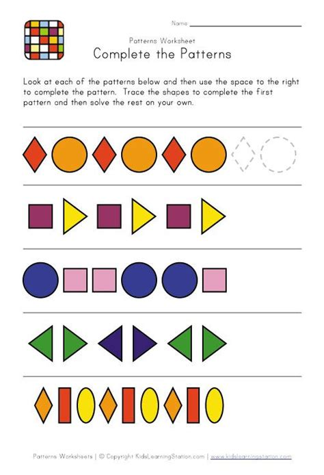 pattern drills in language teaching 20 best preschool worksheets images on pinterest
