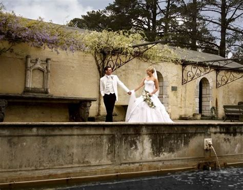 Weddings at The Great Hall of Montsalvat, Australia?s