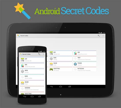 secret apps for android all the secret codes for android revealed by this app