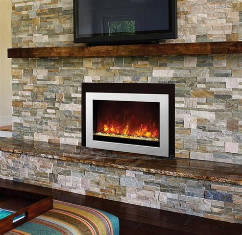Fireplace Inserts Seattle by Fpx 42ei Electric Insert Transitional Indoor