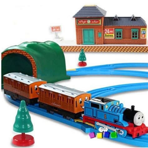 Tomy China No 93 Delivery and friends electric trains set with rail for children kid boy model in diecasts