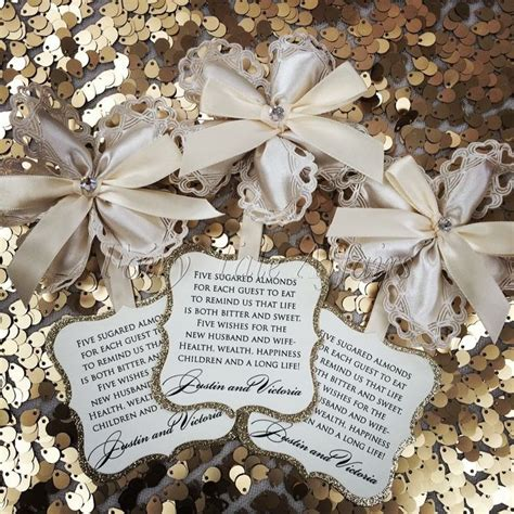 Wedding Favors Almonds by My Italian Confetti Wedding Favors Almonds From