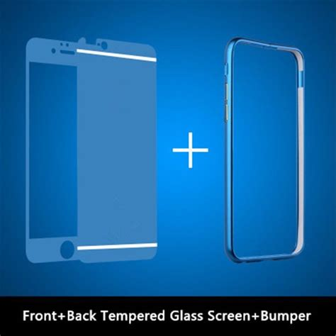 Tempered Glass Iphone 5 3d for iphone 7 5 6 6s plus front back 3d tempered