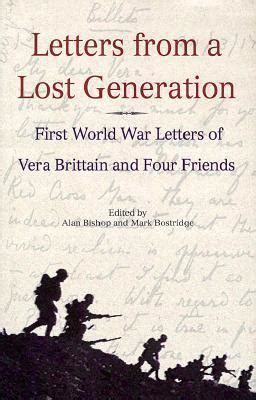 themes in lost generation literature literature and war readalong december 29 2014 letters