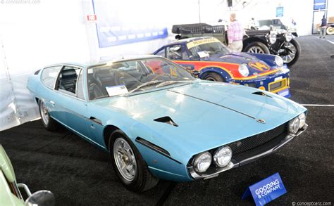 Lamborghini Espada 400 Gt 1968 Lamborghini Espada 400 Gt Information And Photos
