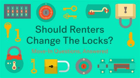 should you change the locks when you buy a house 7 renter move in questions answered life at home trulia blog
