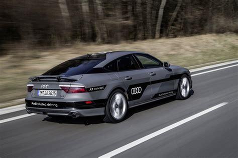 audi vorsprung 2020 plan audi to launch a fully autonomous vehicle by 2021