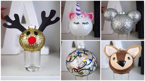 cheap easy diy christmas ornaments pinterest