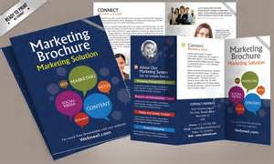 15 free corporate bifold and trifold brochure templates