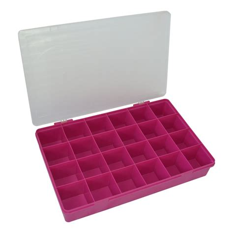 Compartmen Plastik plastic compartment boxes small plastic storage box with