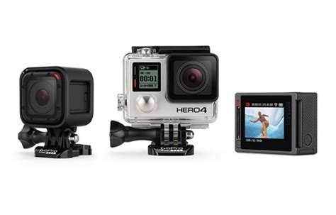gopro or gopro to discontinue three cameras and exit entry level