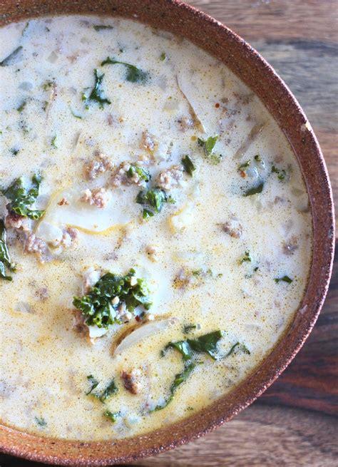 garden vegetable with pesto soup panera recipe