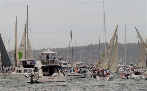 fishing boat hire hobart sydney to hobart yacht racing and the spectator fleet