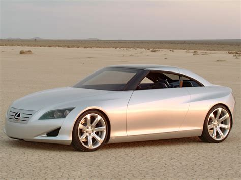 older lexus coupe lexus lf c concept 2004 old concept cars