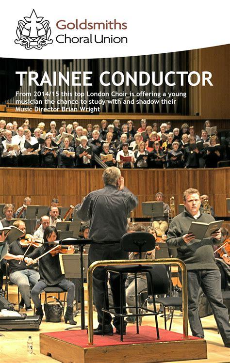trainee conductor www larkreviews co uk