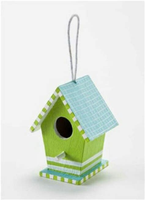 bird house painted bird houses