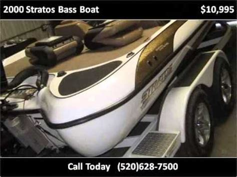 stratos bass boat videos 2000 stratos bass boat used cars tucson az youtube