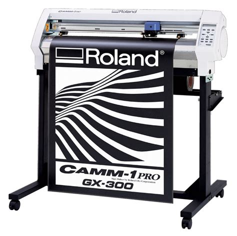 Cutting Roland roland gx 300 vinyl cutter plotter