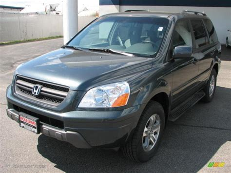 steel blue metallic honda pilot  wd  gtcarlotcom car color galleries