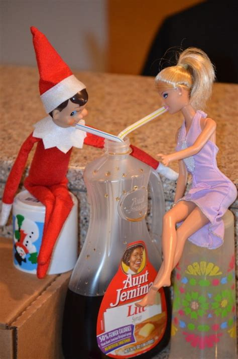 Elves On A Shelf Ideas by On The Shelf Ideas 08