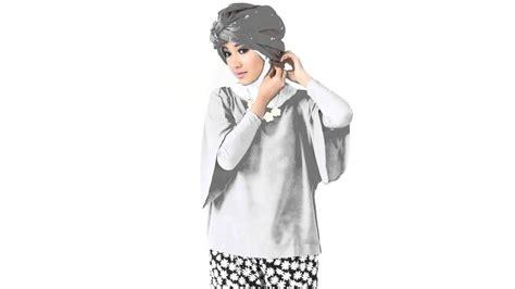 tutorial hijab turban glitter tutorial hijab turban glitter glamour youtube