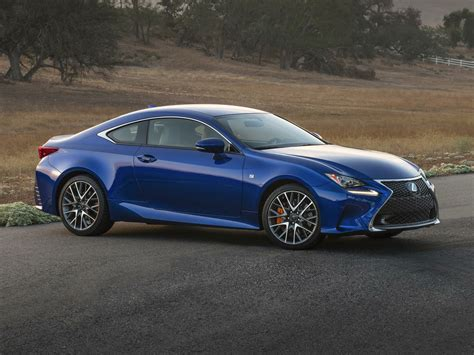 2017 Lexus Rc 200t Price Photos Reviews Features