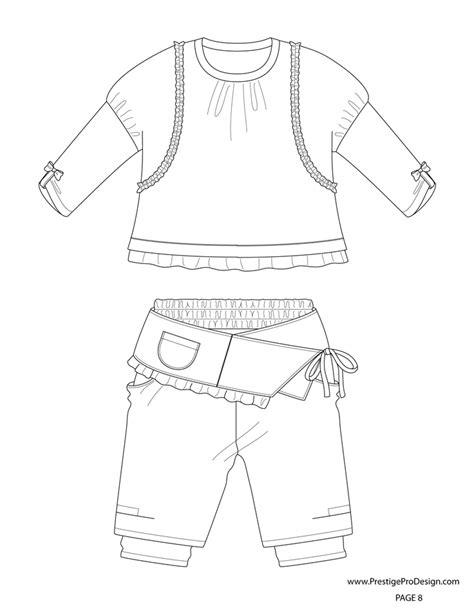 illustrator fashion templates free baby illustrator