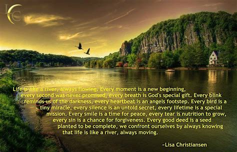 Like A River is like a river christiansen s wealth of wisdom