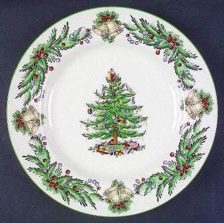 spode christmas tree garland at replacements ltd