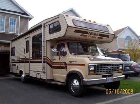 ford econoline 350 1986 ford econoline 350 motorhome autos post