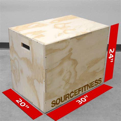 plyo box build 5 steps