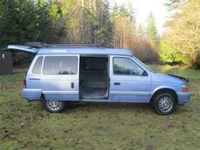 all wheel drive dodge caravan parksville nanaimo