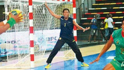 handball f 233 minin le cameroun pr 233 pare la coupe du monde