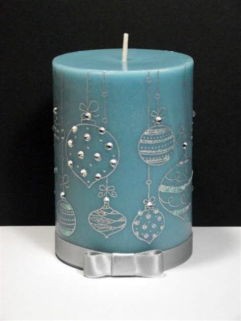 how to decorate a candle 17 best ideas about decorated candles on
