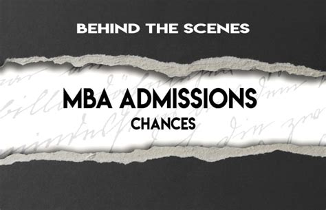 Mba Admissions Probability by Your Mba Admissions Chances Prepadviser