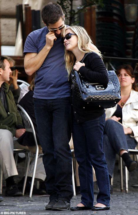 Jake Gyllenhaal Romancing Reese Witherspoon i was ready to kill myself after splitting from reese