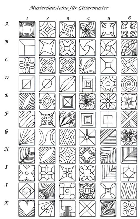 pattern drawing sheet zen tangle doodling on pinterest zen tangles doodle