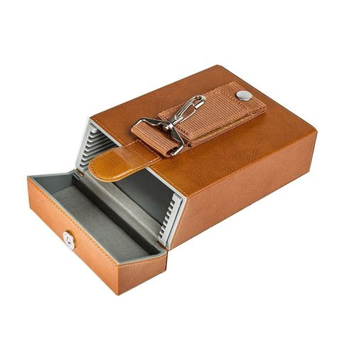 Nisi 100 System Storage Box 1 Nisi 100 System Storage Box 2 Nisi Nisi 100 100mm Portable Leather Square Filter Pouch