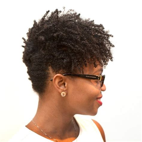 diy hairstyles for short natural african hair how to do an updo with natural hair popsugar beauty