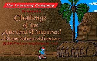 challenge of the ancient empires solvers challenge of the ancient empires