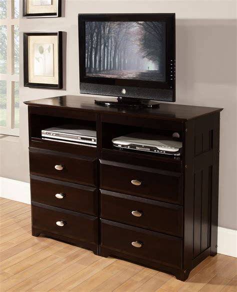 Tv Stand And Dresser Combo by Dressers Interesting Tv Dresser Combo Tv Dresser Combo