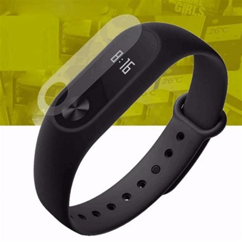 Xiaomi Mi Band 2 Screen Protector aliexpress buy 2pcs for xiaomi mi band 2 screen