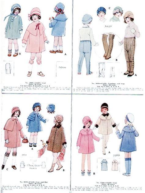 vintage children s clothing patterns vintage clothing