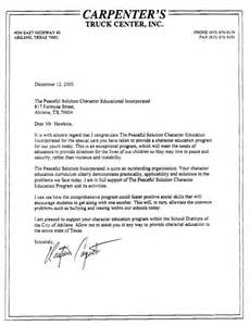 Good character reference letter